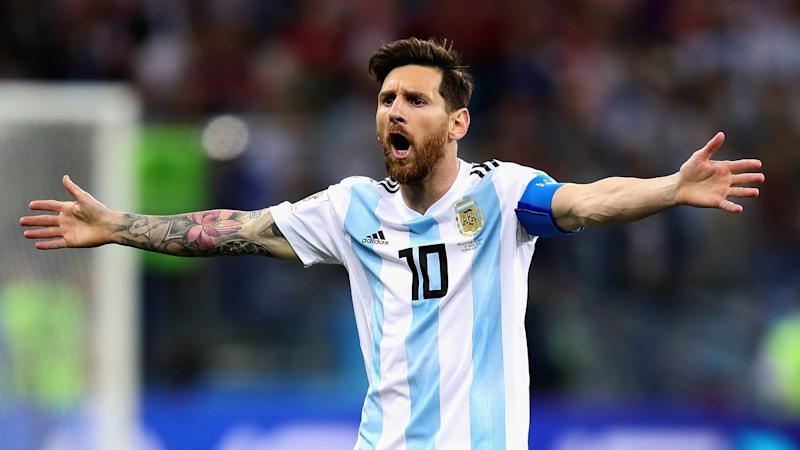Last chance saloon for Messi, Argentina