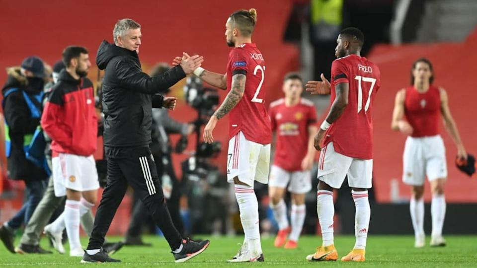 Manchester United v İstanbul Basaksehir: Group H - UEFA Champions League | Michael Regan/Getty Images
