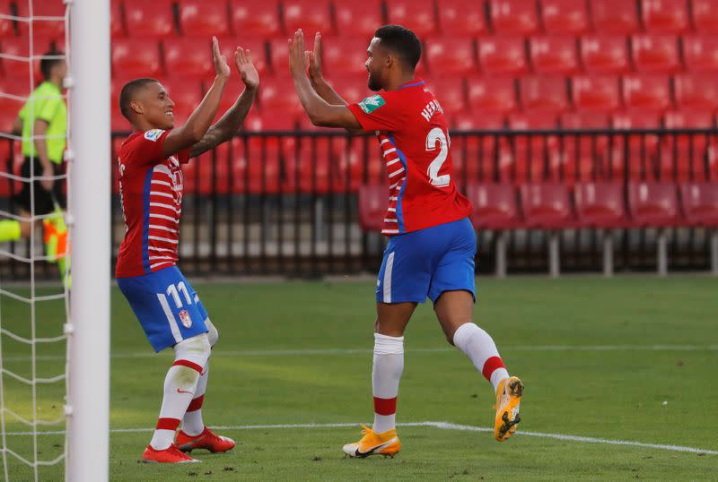 Granada make strong start by beating Athletic, promoted Cadiz lose to Osasuna