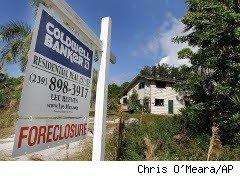 Foreclosed home for sale