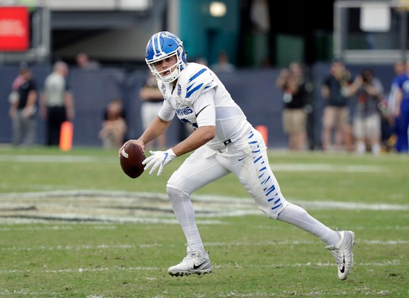 Image result for memphis quarterback brady white