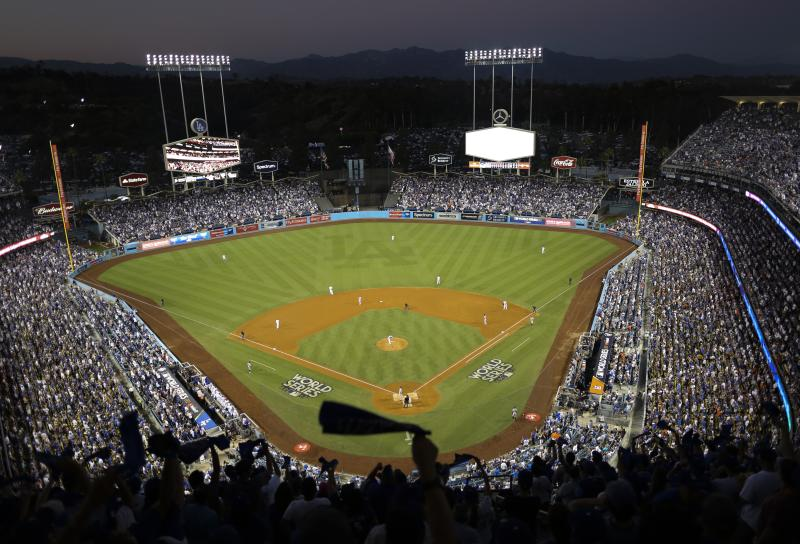 Dodgers reportedly set to host 2020 All-Star Game