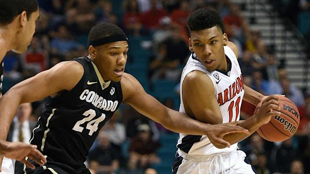 Trier decided he had unfinished business as a college basketball player and determined he would return to Arizona for his junior season in 2017-18 rather than enter the NBA Draft.