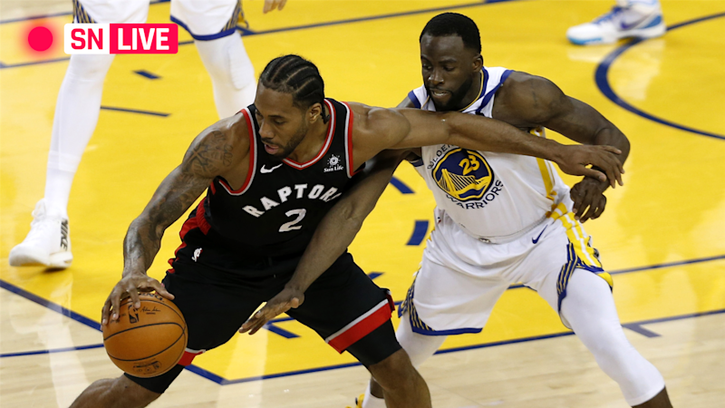 Raptors vs. Warriors results: Toronto wins franchise's first NBA title