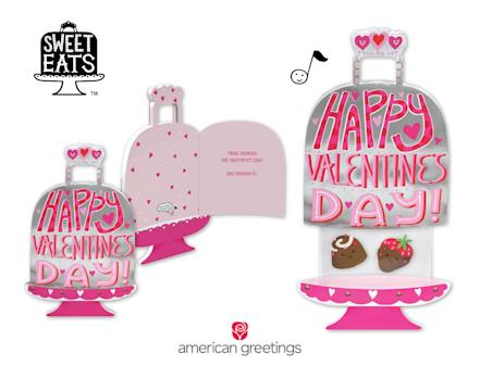 Make their valentines day delicious with new sweet eatstm cards make their valentines day delicious with new sweet eatstm cards from american greetings m4hsunfo