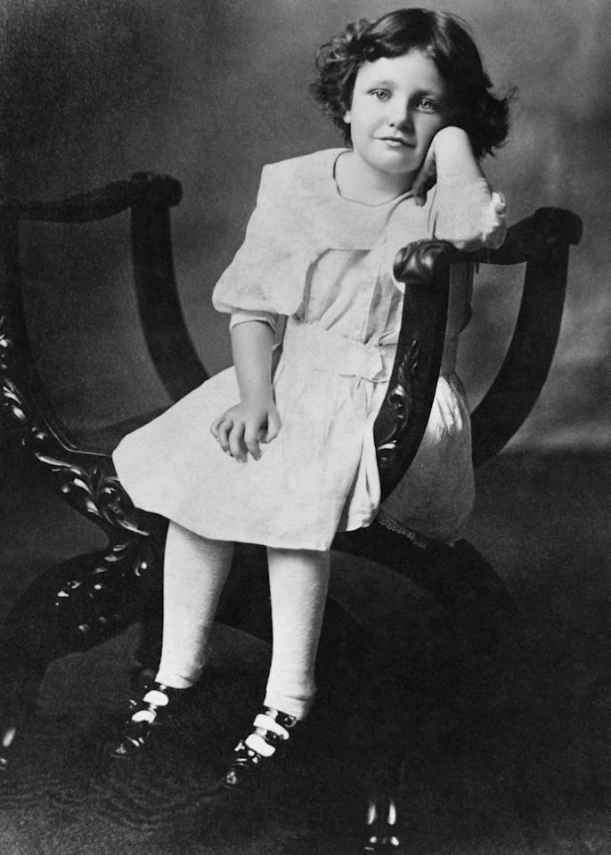 <p>Born Lucille Fay LeSueur, the actress was raised in an impoverished and chaotic home. After her father left the family, her mother worked as a laundry maid and remarried multiple times. </p>