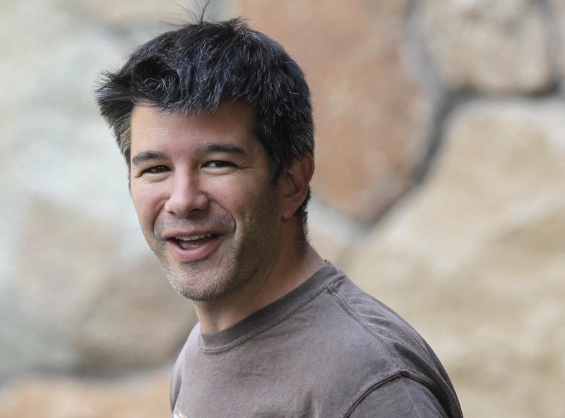 Uber Founder Resigns Under Pressure As CEO, Published Report Says