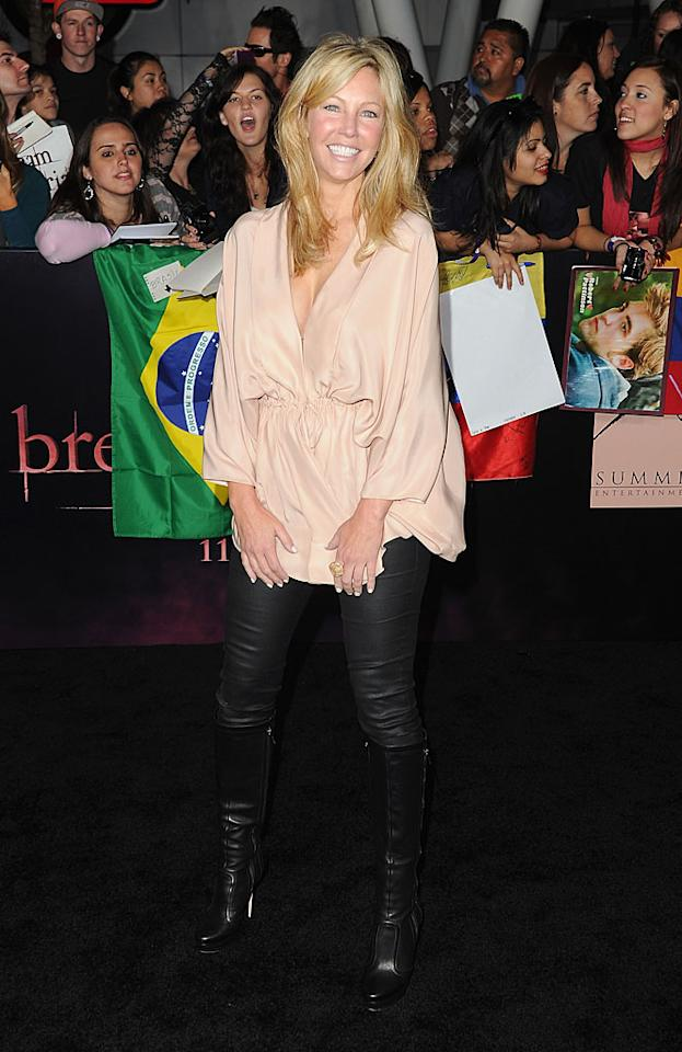 "<p class=""MsoNoSpacing"">Just this past September, Heather Locklear entered her sixth decade – which will hopefully be better than her last. It's been a rough couple of years for the former ""Melrose Place"" actress, between three canceled TV shows, two arrests (one for DUI; one for hit-and-run), two failed relationships, and that 911 call her sister made a few months ago, claiming Locklear was suicidal. Still, despite the hardships, the blonde has still managed to hang on to her good looks – even if she might have gotten a little help from a surgeon's scalpel. </p>"