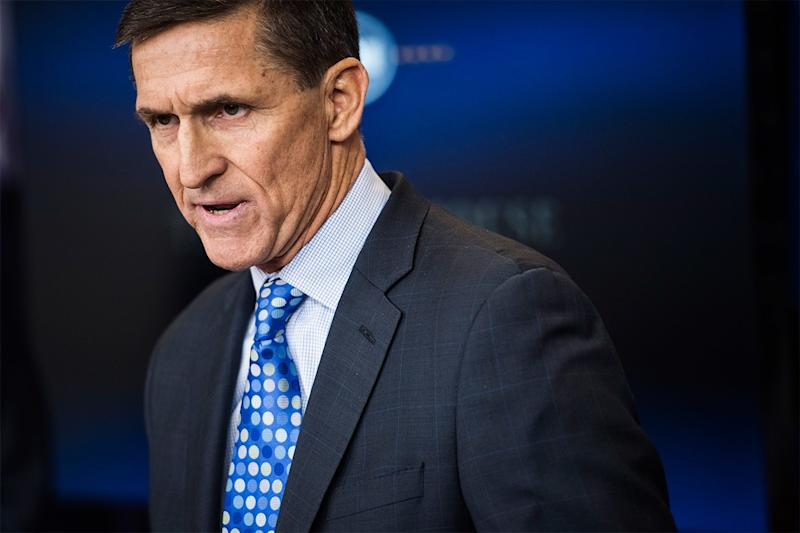 Mueller Reportedly Has Enough Evidence to Arrest Michael Flynn—and His Son