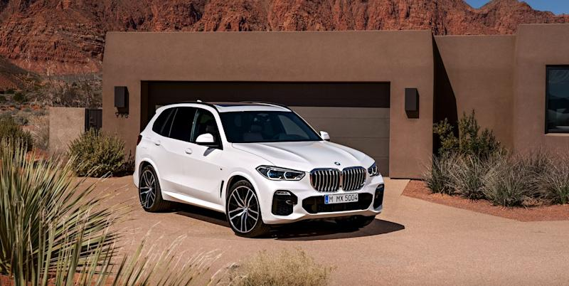 new 2019 bmw x5 costs between 1200 and 1700 more than before. Black Bedroom Furniture Sets. Home Design Ideas