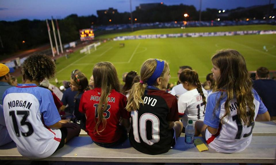 Crowds were up across the NWSL this week.