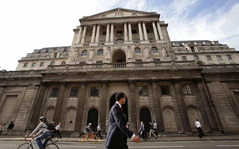 The Bank of England has been drawn into the Libor scandle - PA