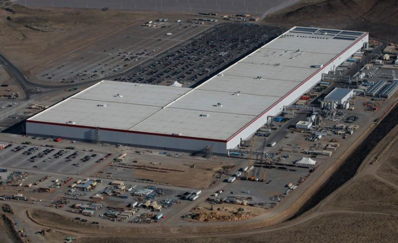 Tesla to slash on-site staff at Nevada factory by 75% due to virus - county manager