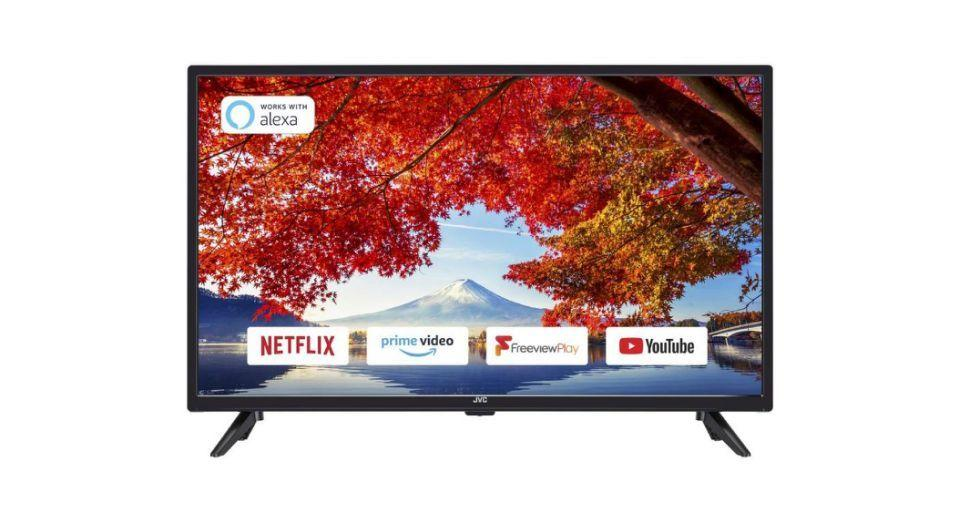 "JVC 43"" Smart Full HD LED TV"