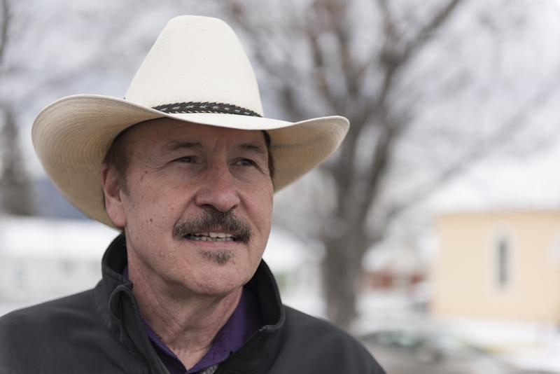 Montana Democrat Rob Quist campaigns on March 10, 2017 in Livingston, Montana. (Photo: William Campbell/Corbis via Getty Images)