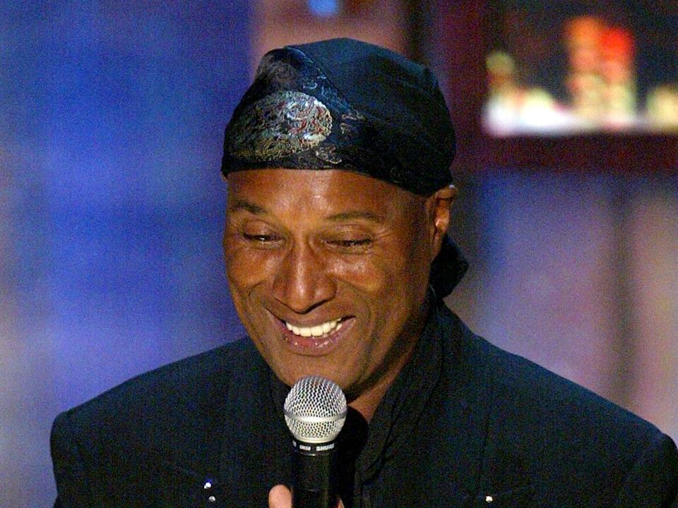 Paul Mooney wrote for comedian Richard Pryor and appeared on 'Chappelle's Show'Getty Images