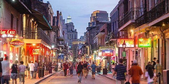 Book the Royal Sonesta in New Orleans from $119 a night. Travel dates: Weekdays May 1through Sept. 13, and select dates Marchthrough April. <span>Visit the deal</span>.