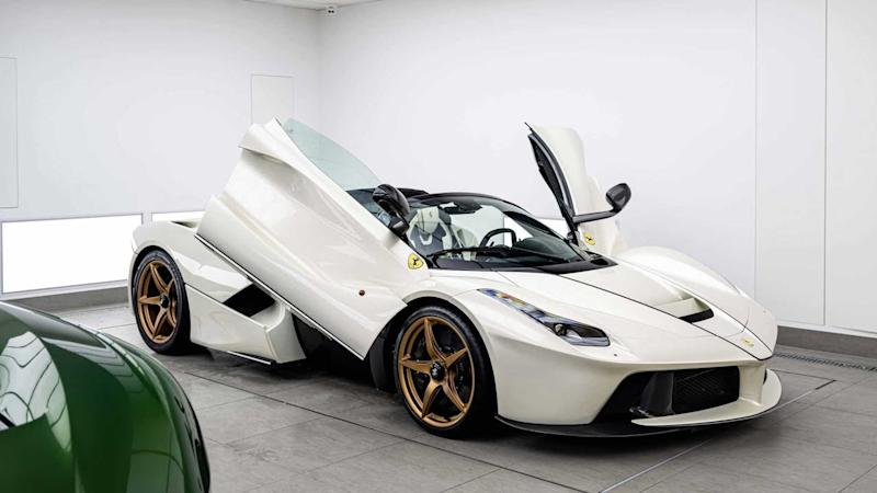 LaFerrari Paint Protection