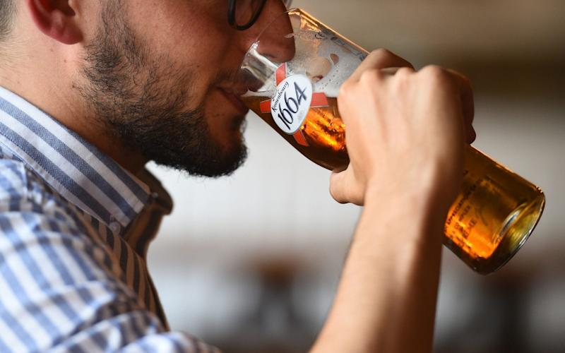 Pubs could potentially open sooner in Scotland but only outside areas - PA/Kirsty O'Connor