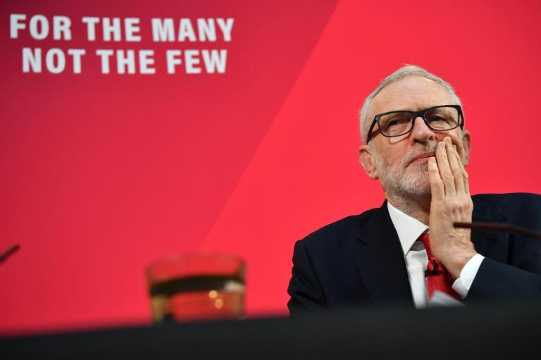Corbyn has spent the campaign lagging in the polls