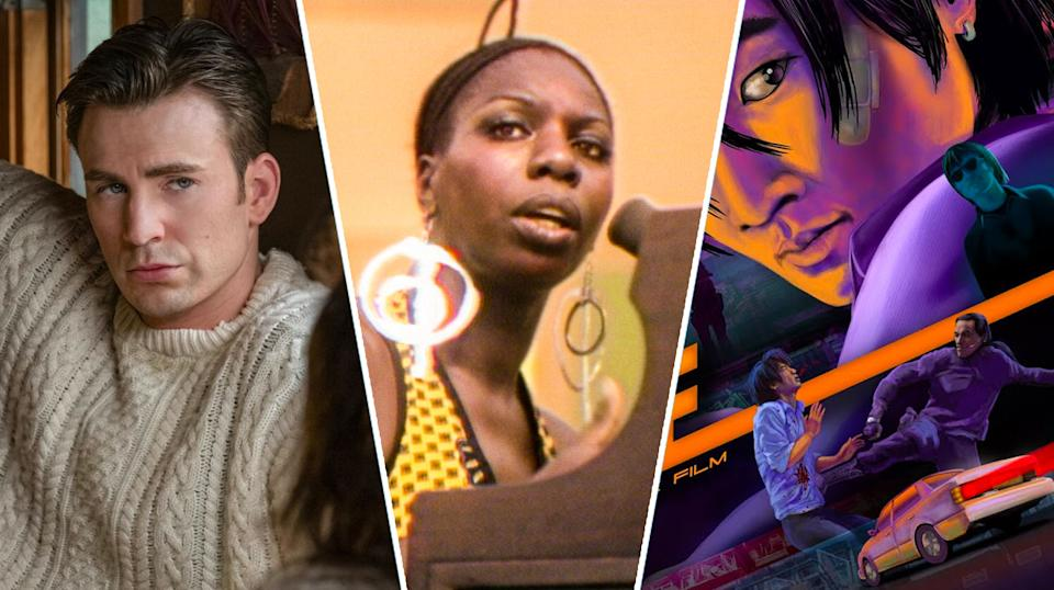 Knives Out, Summer of Soul, Time & Tide are new to streaming to week (Lionsgate/Disney/Eureka)