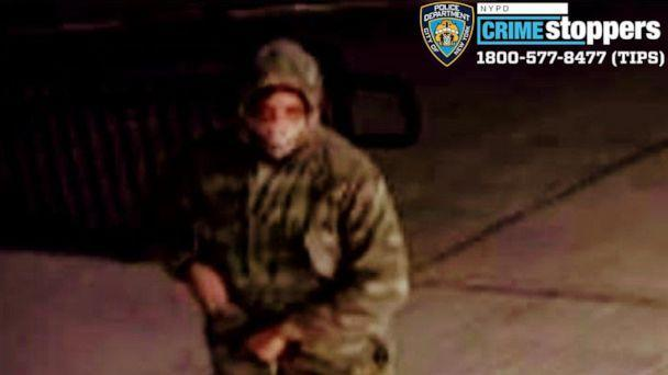 PHOTO: The New York Police Department arrested Jordan Burnette, 29, on May 1, 2021, for vandalizing several synagogues in the Bronx. (NYPD)