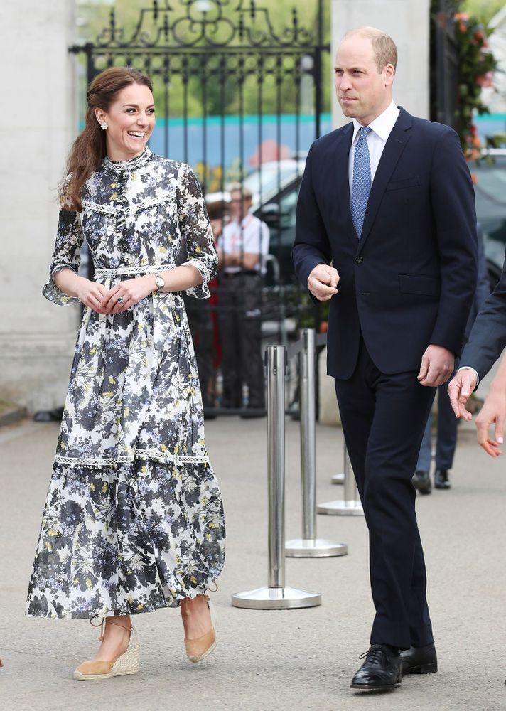 Kate Middleton and Prince Willia | Press Association via AP