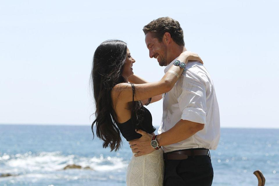 <p>Samantha and Nick exchanged final roses with one another at the end of season 2. But in the real world, long-distance proved too tough for the couple and they split up a few months after appearing on the show.</p>