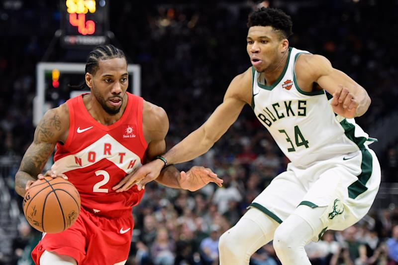 Kawhi Leonard carries Toronto Raptors within a game of the NBA Finals