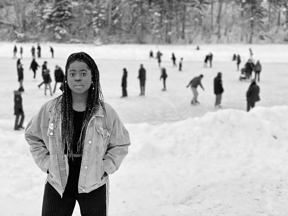The writer spent 2020 connecting with Black Canadian communities, art and literature. (Photo: Tomi Ajele)