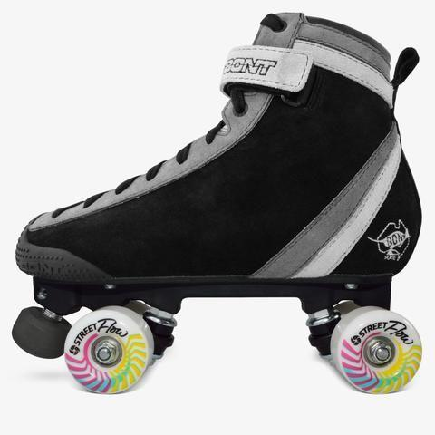 """<p>bont.com</p><p><strong>$289.00</strong></p><p><a href=""""https://bont.com/collections/park-roller-skates/products/parkstar-roller-skate-park-package"""" rel=""""nofollow noopener"""" target=""""_blank"""" data-ylk=""""slk:Shop Now"""" class=""""link rapid-noclick-resp"""">Shop Now</a></p><p>""""This is one of my favorite park skate boots on the market, and it would be easy to customize your setup once you're ready."""" — <em><a href=""""https://www.instagram.com/b000msk8s/"""" rel=""""nofollow noopener"""" target=""""_blank"""" data-ylk=""""slk:Justine Sanborn"""" class=""""link rapid-noclick-resp"""">Justine Sanborn</a>, a.k.a. B000M, certified skate instructor</em></p>"""