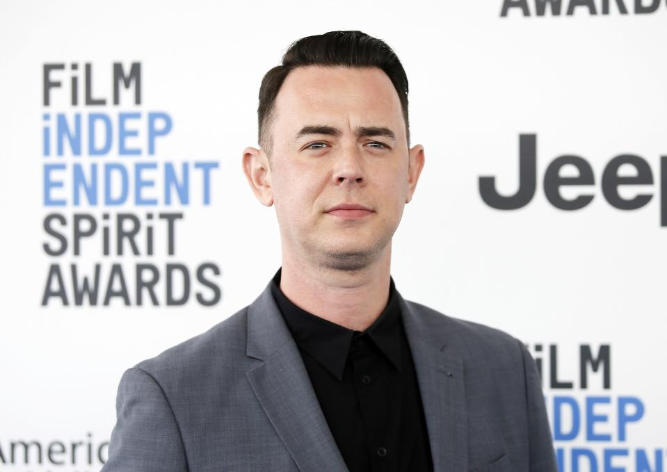 Colin Hanks (Credit: Reuters/Danny Moloshok)