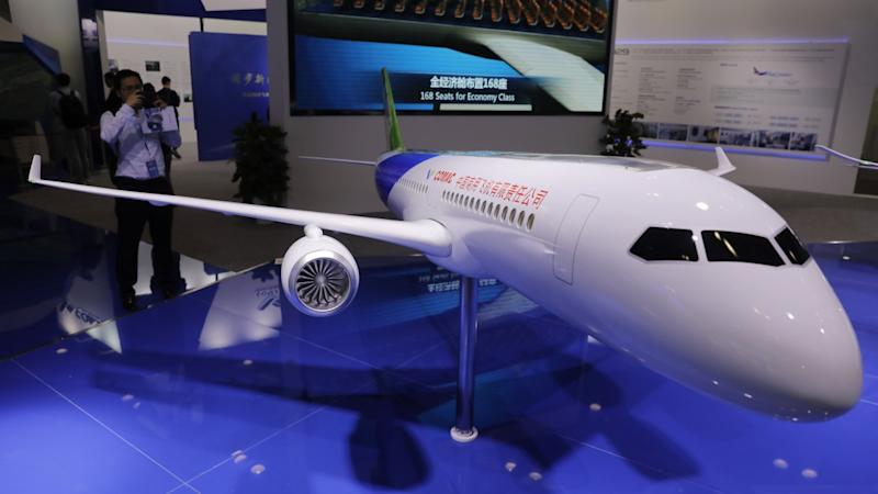 Airbus, Boeing and Comac see blue skies ahead for China's aircraft market