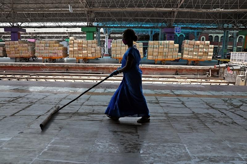 Railways Says Only Special, Parcel and Freight Services to Run During Lockdown 4.0