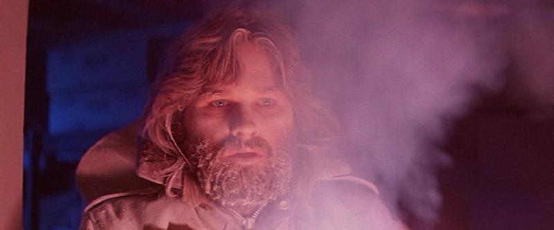 Kurt Russell in John Carpenter's The Thing (Credit: Universal)