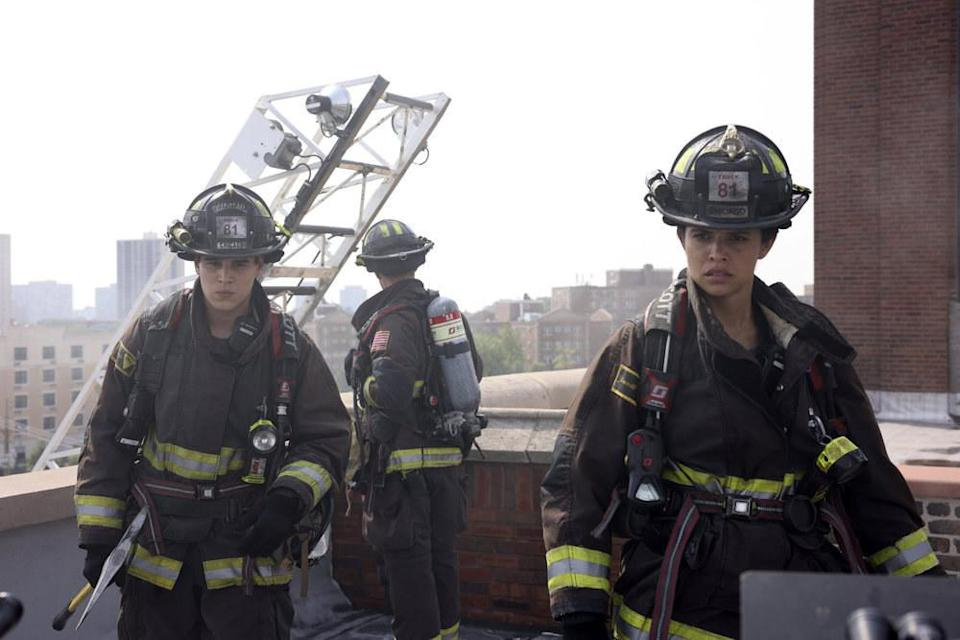Yes, I know I'm sort of cheating here because this is technically three shows, but One Chicago goes so hand-in-hand you can't talk about one show without the others. Chicago Fire, Chicago Med, and Chicago P.D.all return with new episodes this fall, and each show is dealing with quite a lot. Chicago Firewill deal with the aftermath of the capsized boat rescue, Chicago Medis seeing some major cast changes as Halstead returns to help Goodwin with an investigation, and Chicago P.D. will focus on Voight and Upton's decisions from last season and how it'll affect them moving forward.When they return:Sept. 22 on NBCWatch the new seasons teaser trailer here