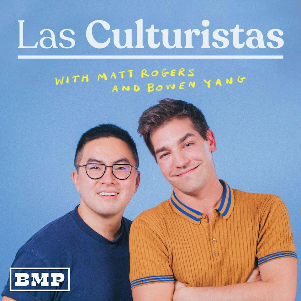 <p>After announcing their hiatus back in December 2019, fans of <em>Las Culturistas </em>were able to breathe a sigh of relief when the show came back in March 2020. At a time where there was both so much and not a lot going on, Matt and Bowen came together to make us laugh with their best guests yet and some really touching moments between these two BFFs. It was so nice to see them back after a bit of a wait and they certainly didn't disappoint. </p>