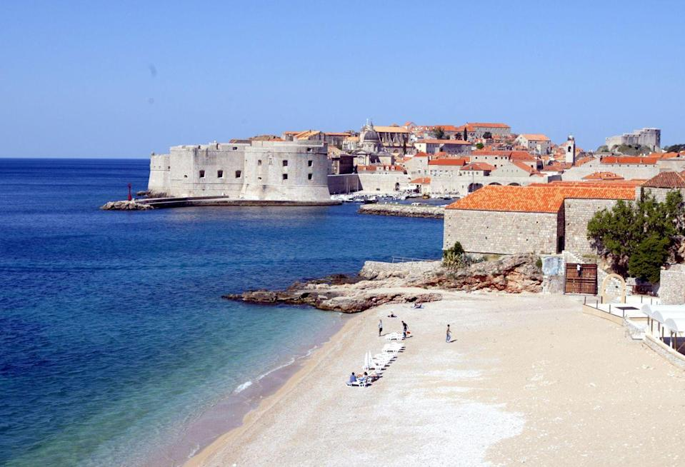 """<p>Designated as a vacation worthy destination by multiple publications, <a href=""""https://croatia.hr/en-GB"""" rel=""""nofollow noopener"""" target=""""_blank"""" data-ylk=""""slk:Dubrovnik"""" class=""""link rapid-noclick-resp"""">Dubrovnik</a> proved to be worth it with its old-world charm architecture and elegant Adriatic Sea waters. </p>"""