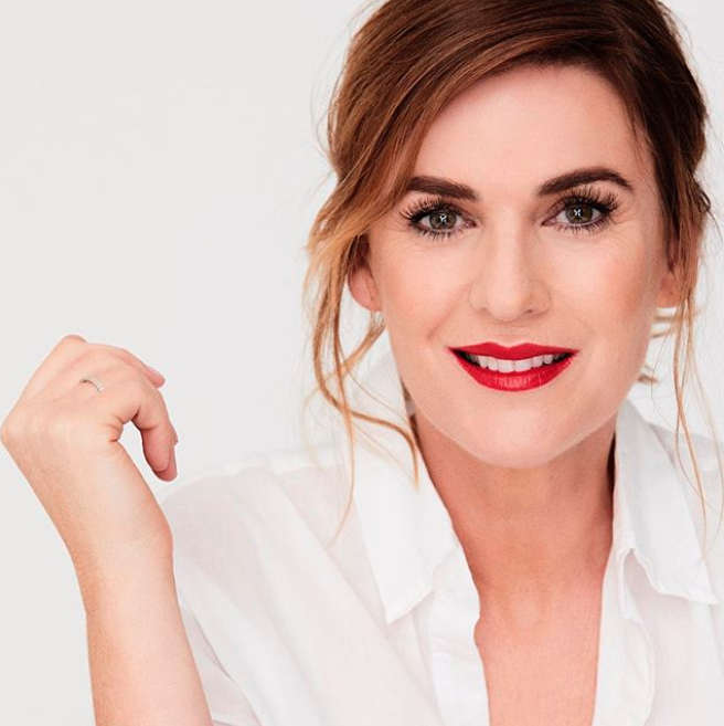 Kylie Gillies and other inspirational women have come together. Photo: Kylie Gillies/Instagram