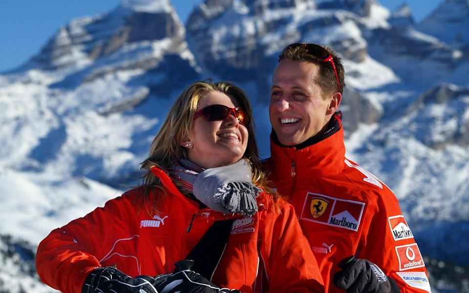 Michael Schumacher documentary has many shortcomings but his F1 legend status remains unscathed - EPA