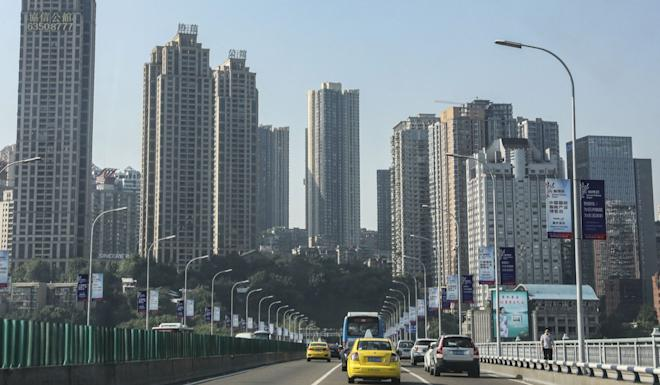 In China industrial heartland city of Chongqing, a painful ...