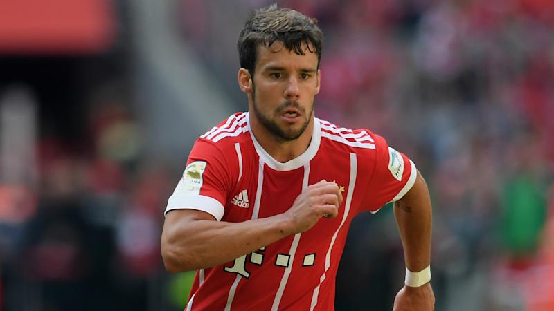 Bernat eyes World Cup spot after returning to Bayern training