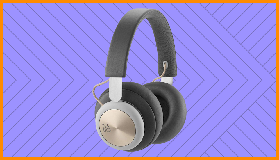 Save an incredible half on these Bang & Olufsen Beoplay H4 Wireless Headphones. (Photo: Amazon)
