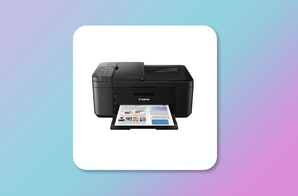 Get 50 percent off this wireless 'all-in-one' printer at Staples