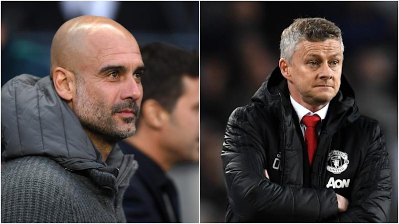 United v City: Solskjaer out to correct Manchester derby record