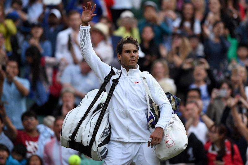 Djokovic tops Nadal in five sets to reach Wimbledon final