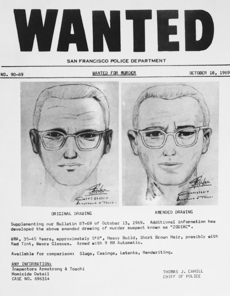 This new true crime show about the Zodiac Killer is already keeping us up at night