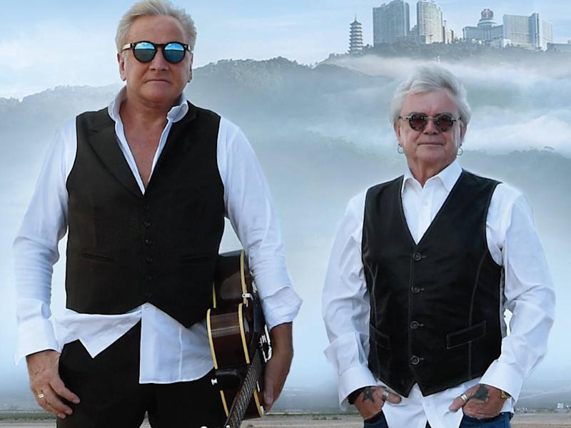 """Air Supply is returning to Malaysia for their new concert, """"The Lost in Love Experience in Genting 2019""""."""
