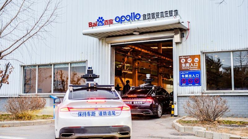 Baidu opens its robotaxis to the public in Beijing, making it the third city in China with service