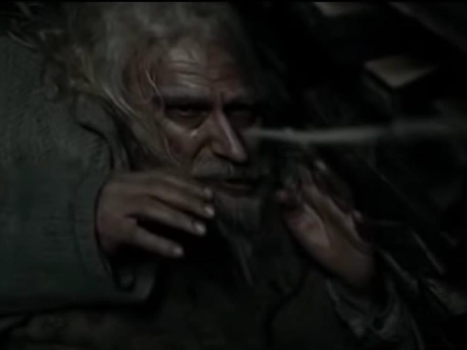 Voldemort killed Mykew Gregorovitch during his search for the Elder Wand.